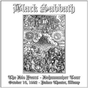 Clock That Went Backwards Again: Black Sabbath - 1992-10-16 - Albany