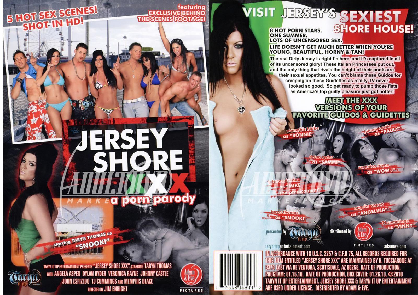 Jersey Shore Xxx A Porn Parody Xxx