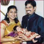 World Lovers Photos: Actress Roja Family Photos (3)
