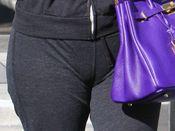 Camel Toe de Khloe Kardashian  TomatesPodres com