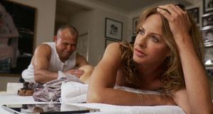 What NOT To Bare: Naked Trinny Woodall gets a bottom massage in new