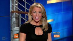 Susan Hendricks is a hot sub for Robin Meade on HLN