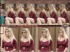Upskirt Celebs: Christina Applegate's short skirts still make me