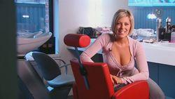 Hanne Troonbeeckx: Hanne Troonbeeckx op de nieuwe Showbizzkalender