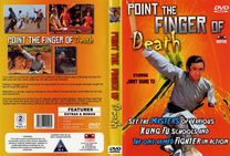 Its an old kung fu movie called ' Point The Finger of Death'