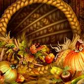 Free Thanksgiving PowerPoint Background 31