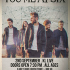 Music Speaks Louder Than Words: You Me At Six Live In Malaysia