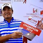 Danny Chia Wakil Malaysia Ke Kejohanan Golf CIMB Classic 2014