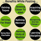 Miss BaNu StoRy: Benefits While Fasting