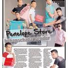! Hazwan Hairy !!: PENELOPE STORE IN UTUSAN MALAYSIA