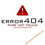 atasi Masalah URL not Found error 404, blogspot | SPYSEO