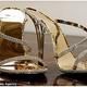 Kasut Tumit Tinggi Bertatah Berlian