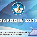 Cara Mendapatkan Kode Registrasi Dapodikdas v 2.0 Tahun 2013
