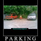 PARKING - lawak santai aje