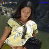 Mallu Hot Masala Actress Babilona Cleavage And Navel Show Hot Pics