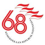 Logo dan Tema HUT Proklamasi RI Ke-68