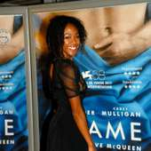 Nicole Beharie Online: Pics & Video: Nicole Beharie In Paris For