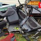Tiga mati, kereta berkecai   | Berita Setiap Hari