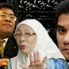PAS penakut calonkan Azmin Ali dan Wan Azizah yg tidak layak menjadi Menteri Besar Selangor