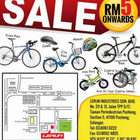 Lerun Warehouse Sale: Items from RM5 Onwards!