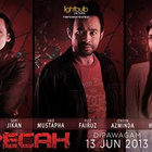 Review Filem Pecah (2013) Di Pawagam 13 Jun 2013