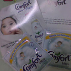 FREE SAMPLE COMFORT ULTRA PURE DAH SAMPAI | blog heirizalieyana