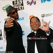 Yuen Woo-Ping And Wu-Tang Clan's RZA At Austin's Fantastic Fest