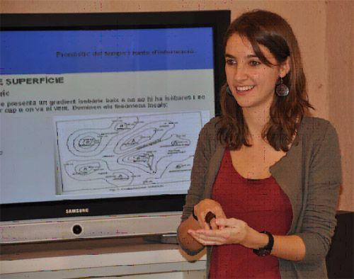 Ciència A L'Abast · Notícies: Meteorologia Amb Mònica Usart