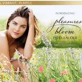 Introducing NEW Estee Lauder Pleasures Bloom Fragrance. Try It Free!