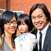 Is Pastor Kevin With His Wife, Esther Shenny Ku And Cute Son, Ethan