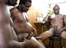 Love to be on my knees servicing all of these men! Love older Black