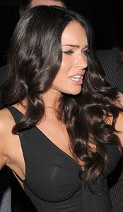 Megan Fox - Cleavage - Wardrobe malfunction
