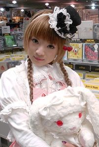another picture of nana kitade japanese lolita rock queen