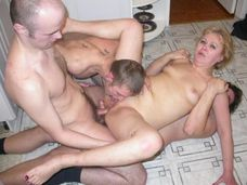 Mom fucks son�s friendsBoys, Tommy is not home, but I am all wet and