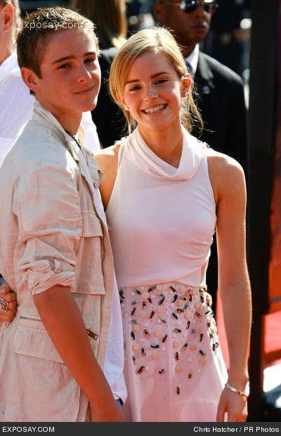 Young Emma Watson Foto Schoking