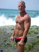 Dad Speedo