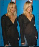 Kaley Cuoco  Seethru  Nipples  Wardrobe malfunction