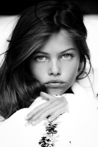 thylane thylane blondeau thylane lena rose blondeau kid model model