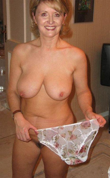 British Busty Girl Striptease