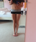 :prettyandfit:justbreathe831:I don�t have a true �thigh gap
