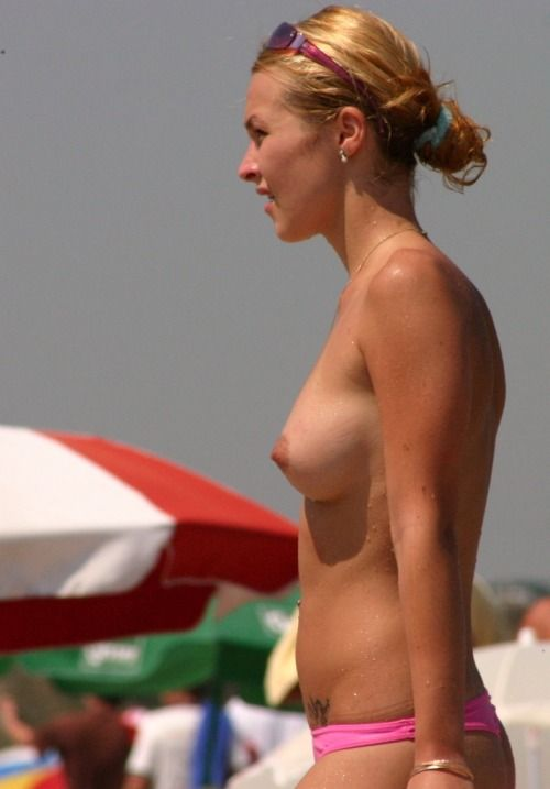 Beach Pagent Nude