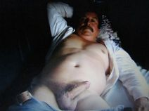 senioretgay2:Beefy Mexican Daddy�love his fat cock!