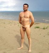 Follow Guyzbeach: a collection of natural men naked at the beach