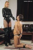 Leather Femdom � Madame Nicole of the OWK