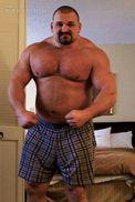 photoshopped daddy beast.