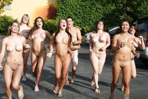 naked nude nudist nudity