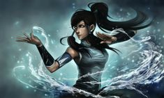 Beyond The Horizon � A Sexy Korra Pic � AKA My Avatar By Ninjatic