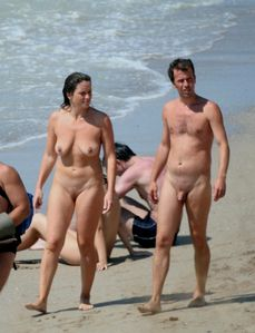 naturisttaz:nudism-life:Nudism LifeNaturist Couple enjoying a day at