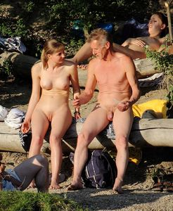 nudist dad-daughter 1 | MyXXXTravel