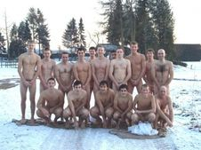 forbiddensights: naked team